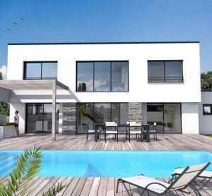 photo d'une Maison moderne