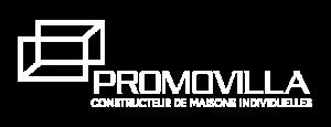 Logo Promovilla blanc